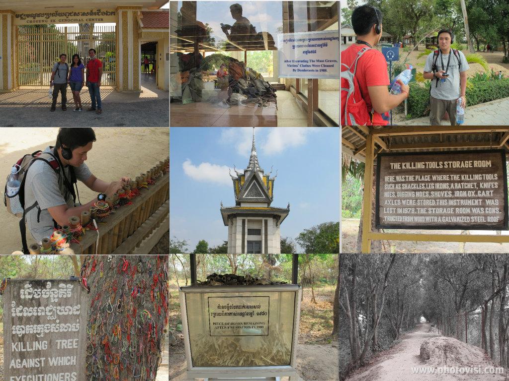 Kolase Choeung Ek - Phnom Penh